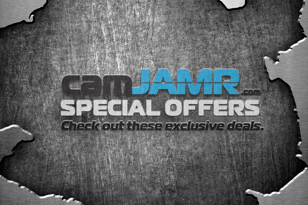 camJAMR Webcam Covers - Special Offers
