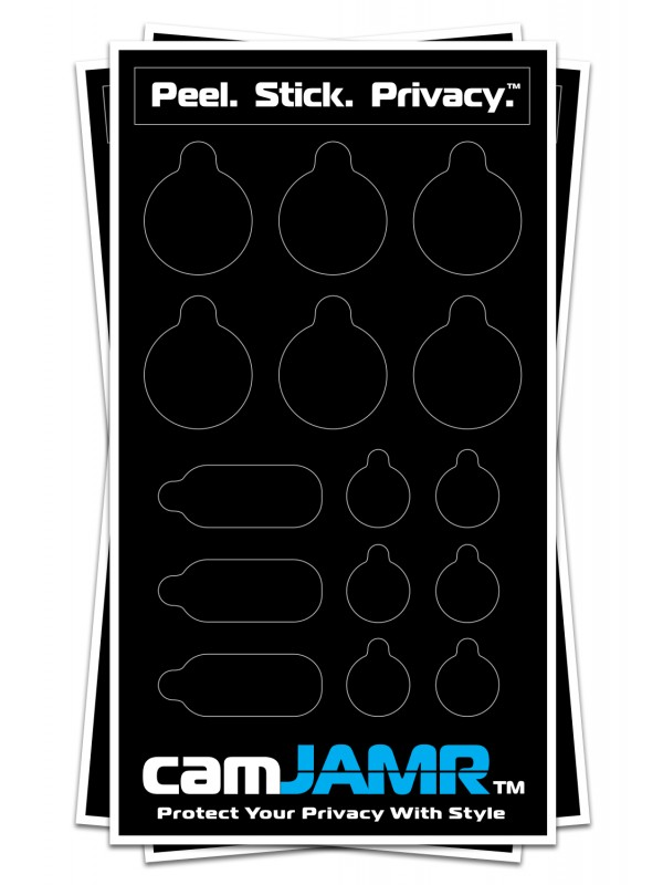 camJAMR™ X Pack - Covert Bundle