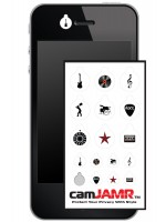 iPhone, Android, Smart Phone Webcam Covers - camJAMR Rocker Pack