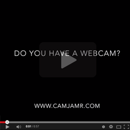 camJAMR Webcam Privacy Covers - Youtube Video